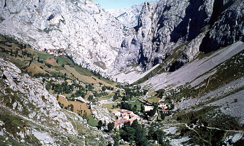 Valley of Bulnes